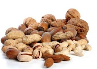 Consumir frutos secos ayuda a adelgazar
