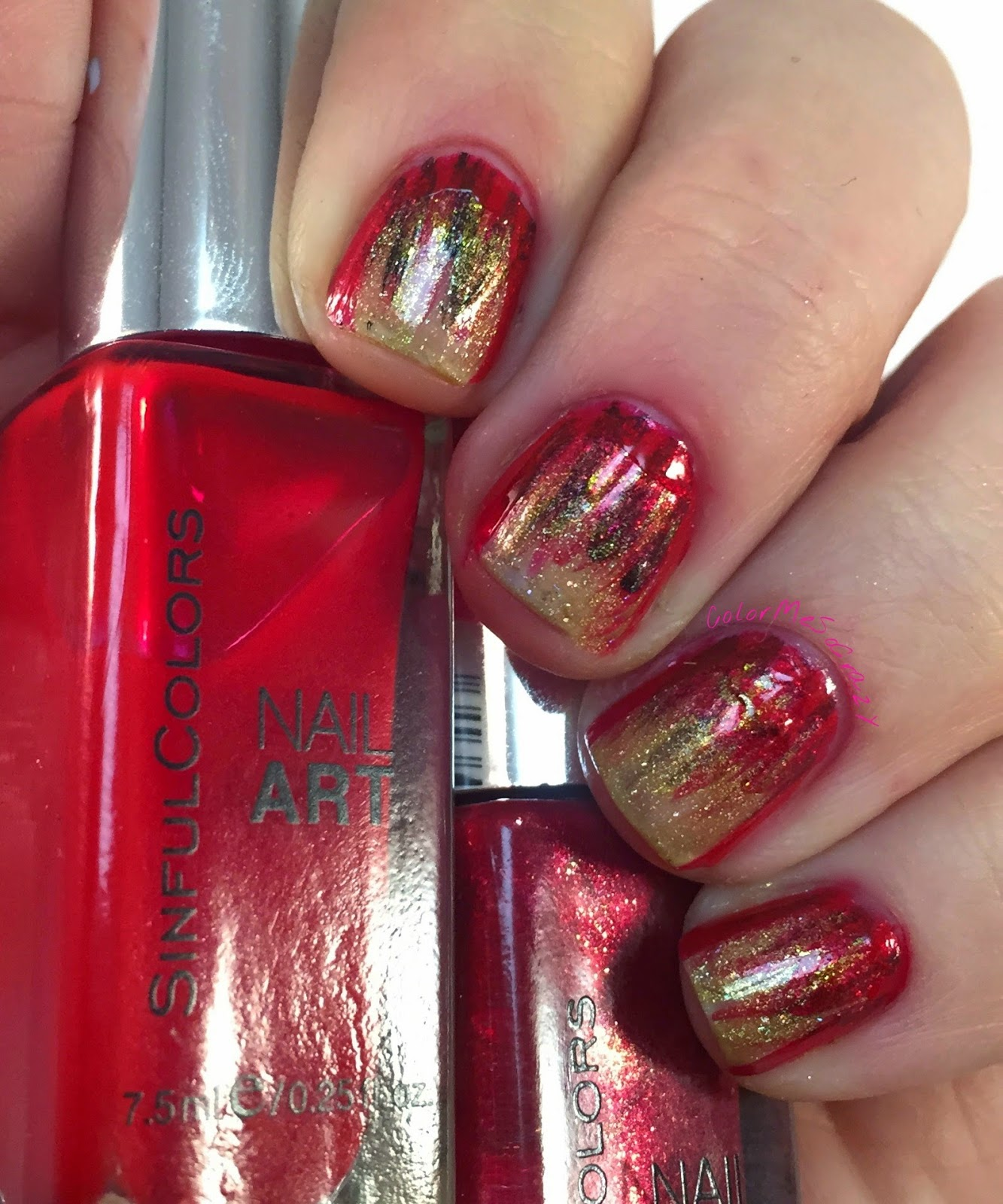 Red Coat Tuesday Giveaway- Milani- sinful colors- pretty little liars- nail polish giveaway