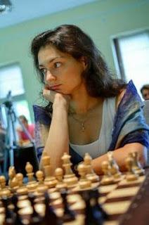 Alexandra Kosteniuk, ex-championne du monde d'échecs - Photo © Chess & Strategy