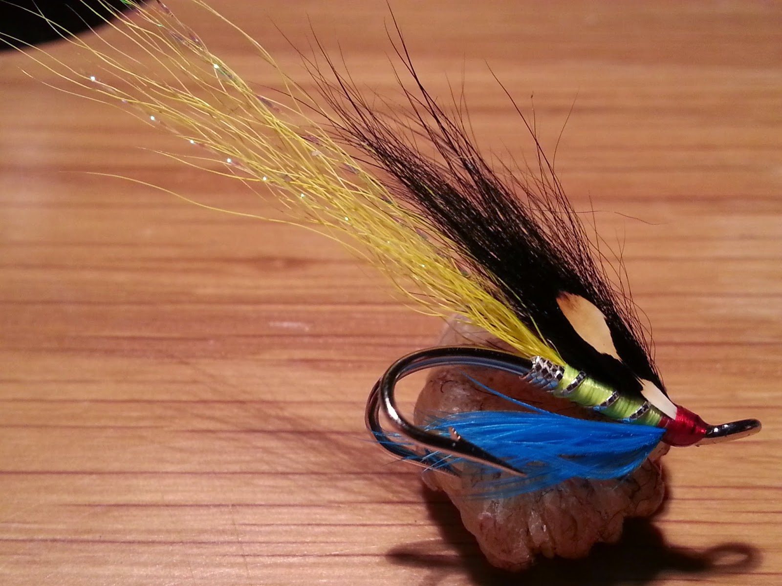 Salmon fly scottish salmon flies tay salmon fly for Salon fly