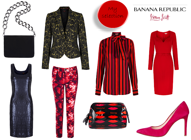 L'Wren Scott for Banana Republic collection