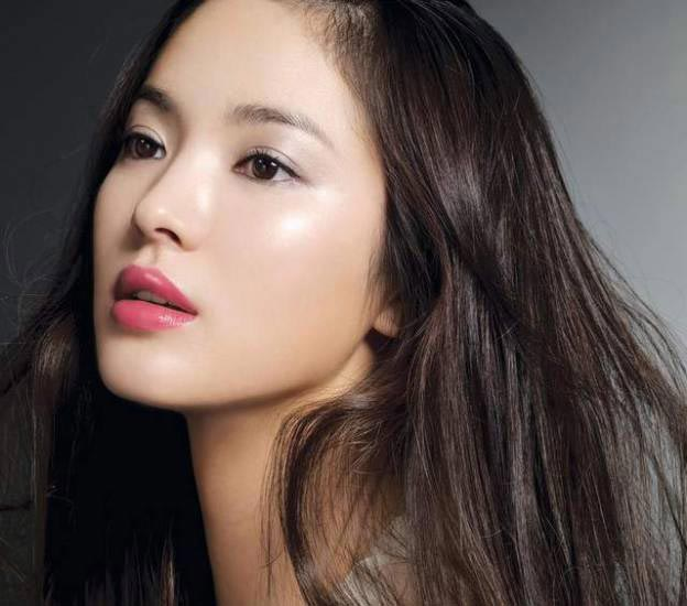 Song Hye Kyo Medium Hair style