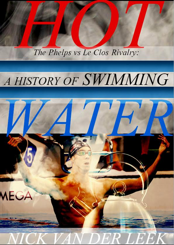 HOT WATER The epic rivalry of the Rio Olympics available exclusively on Amazon Kindle Unlimited