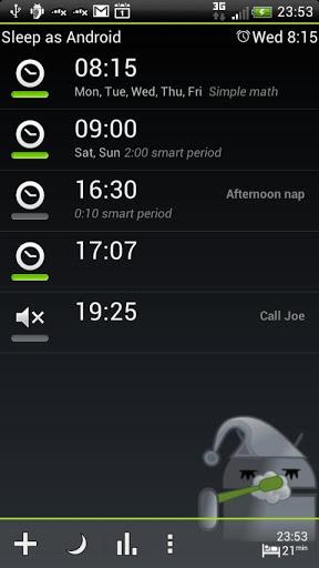 Sleep as Android FULL v20130122