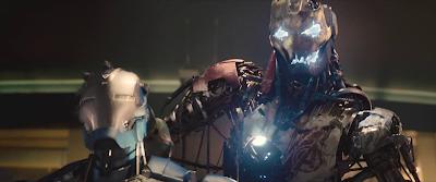 James Spader as Ultron