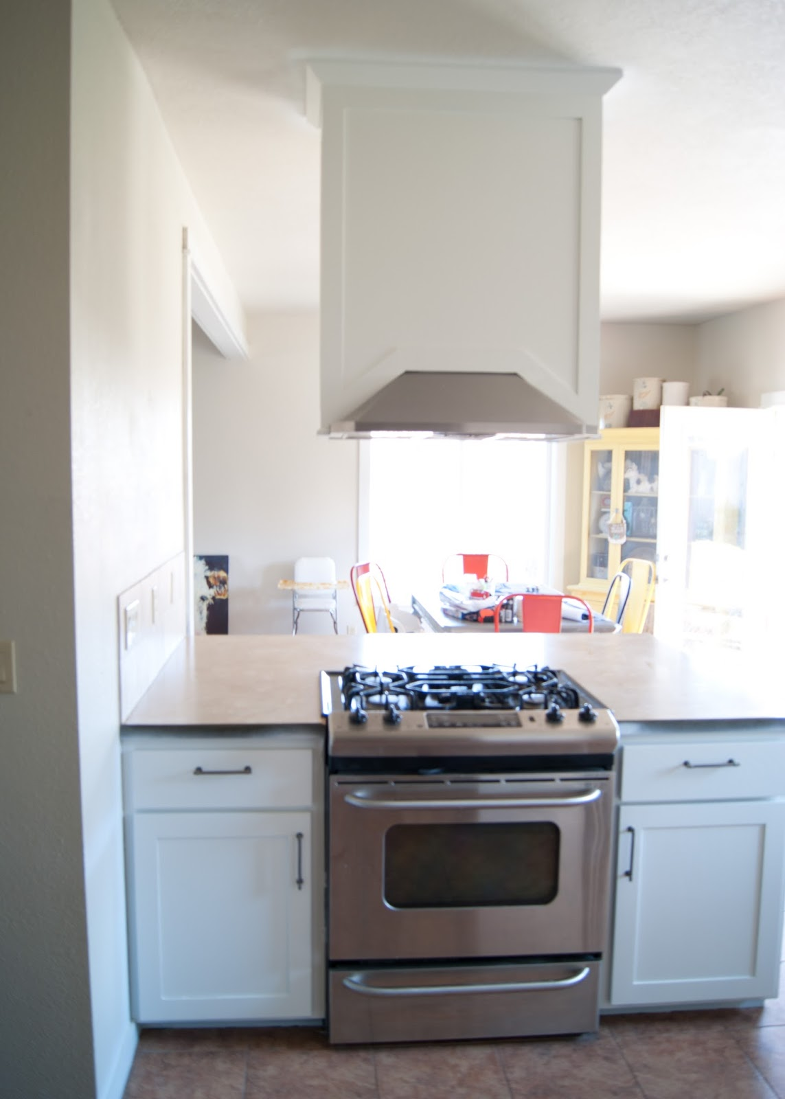 Picking a Cabinet Color- Kitchen Island Edition | Averie Lane ...