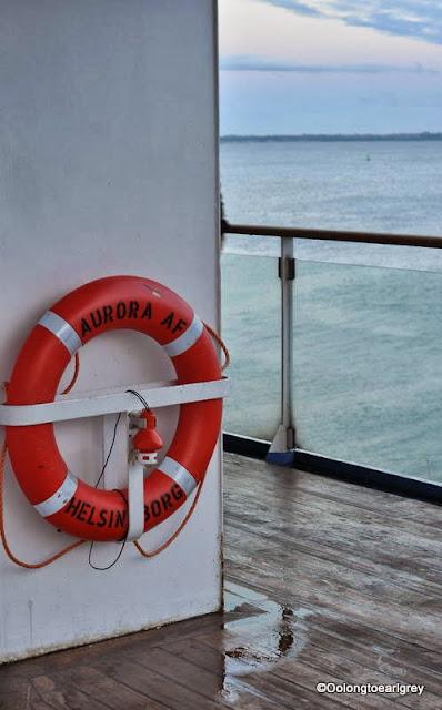 Swedish Ferry