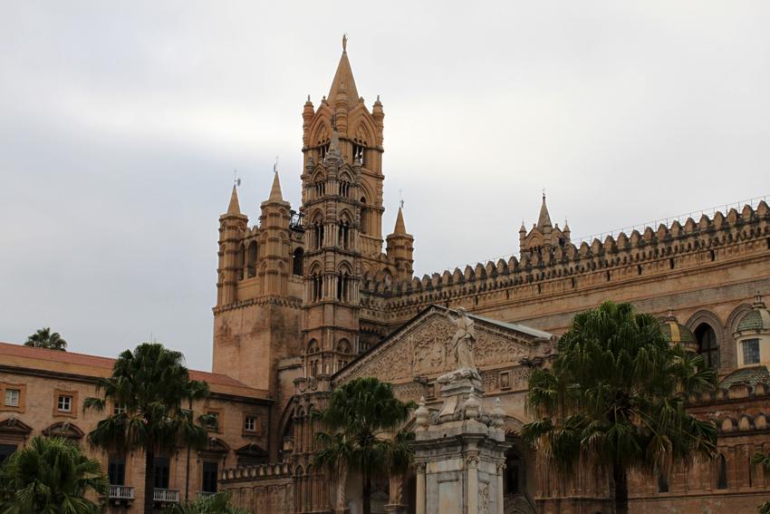 Sehenswürdigkeiten in Palermo