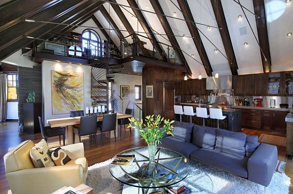 How to Decorate Loft Spaces