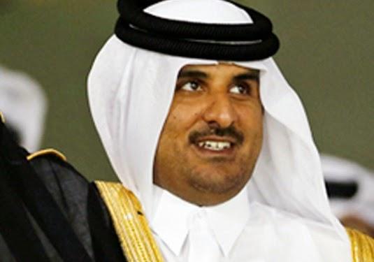 Pangeran Tamim bin Hamad Al Thani