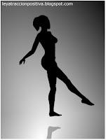 Ilusión Óptica Bailarina Girando