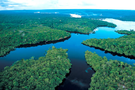 Amazon River BrazilAsia Tour And Travel - Largest river in the world