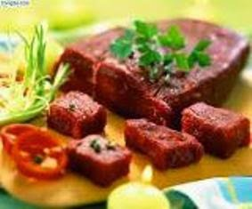 Thực đơn giảm cân hiệu quả với thịt bò vai