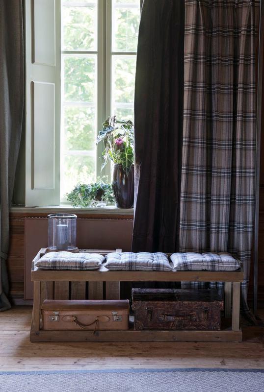 Blogg home and cottage: gjør en herskapelig entre