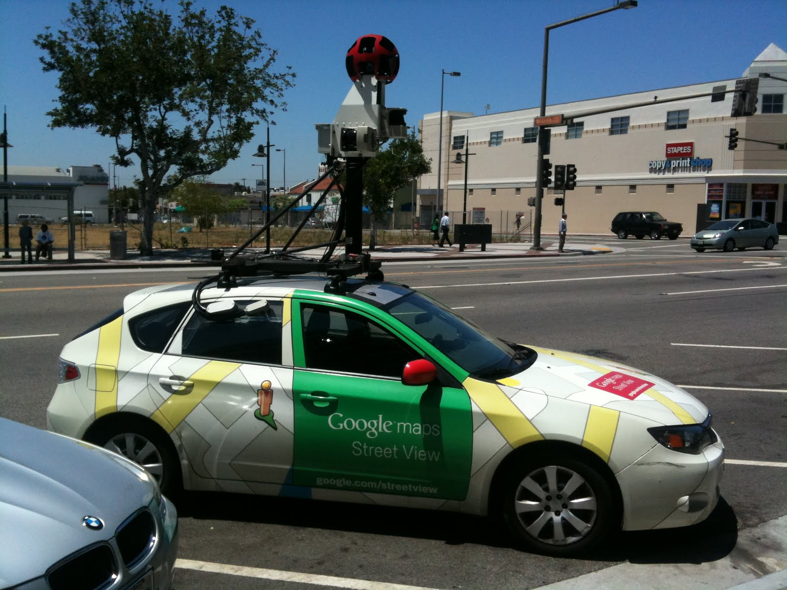 google street view and privacy essay Google recently lost a case that claimed its street view photography feature is an invasion of privacy that gets its images by trespassing.