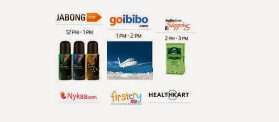 Jabong: Buy Denim Deodorants 150ml Set of 3 Rs. 3, Lakme Kajal Rs. 3, Oragnic Green Tea Rs. 3, Mamy Poko Pants Diapers Rs. 3 & more