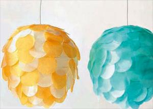 Lampadari Di Carta Per Bambini : Lampadario di carta ikea regolit a verona kijiji annunci di ebay