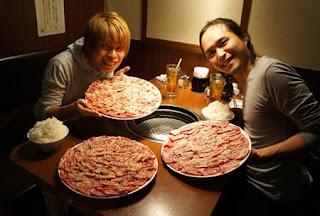японцы обжоры
