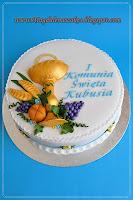 Communion Cakes.