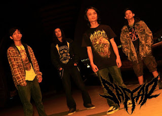Saffar Band Death Metal Bandung Indonesia Foto Wallpaper