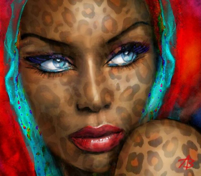Retratos Modernos y Mucho Color