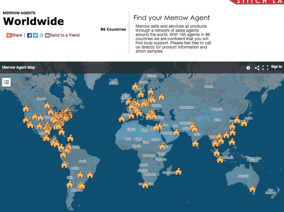 merrow agents