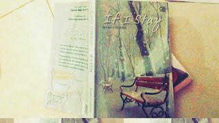 buku novel terjemahan IF I STAY