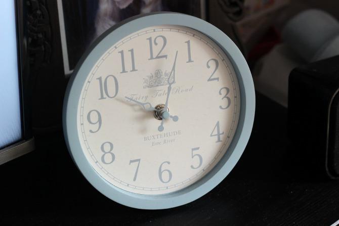 Sainsburys clock
