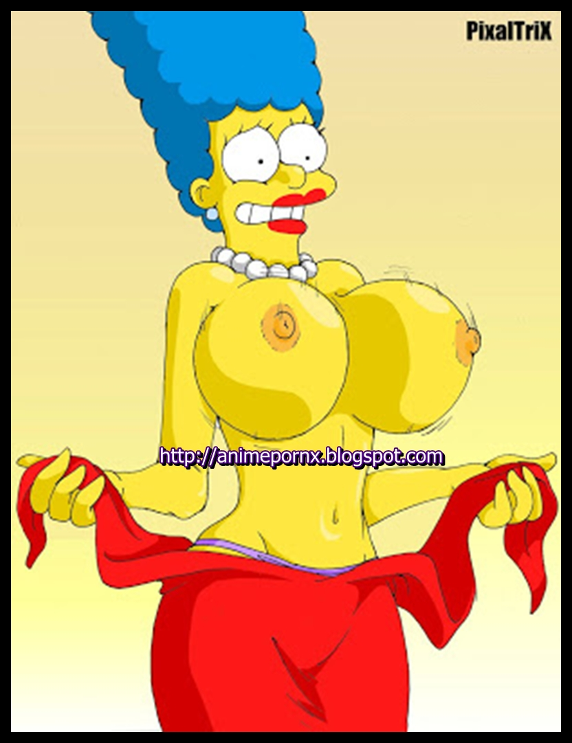 Marge Simpson And American Dad Porn