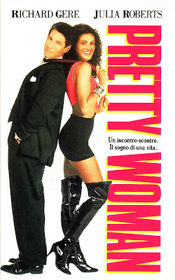 Poster Of Pretty Woman (1990) In Hindi English Dual Audio 300MB Compressed Small Size Pc Movie Free Download Only At worldfree4u.com