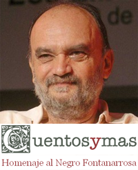 Homenaje al Negro Fontanarrosa en Tiempo Argentino