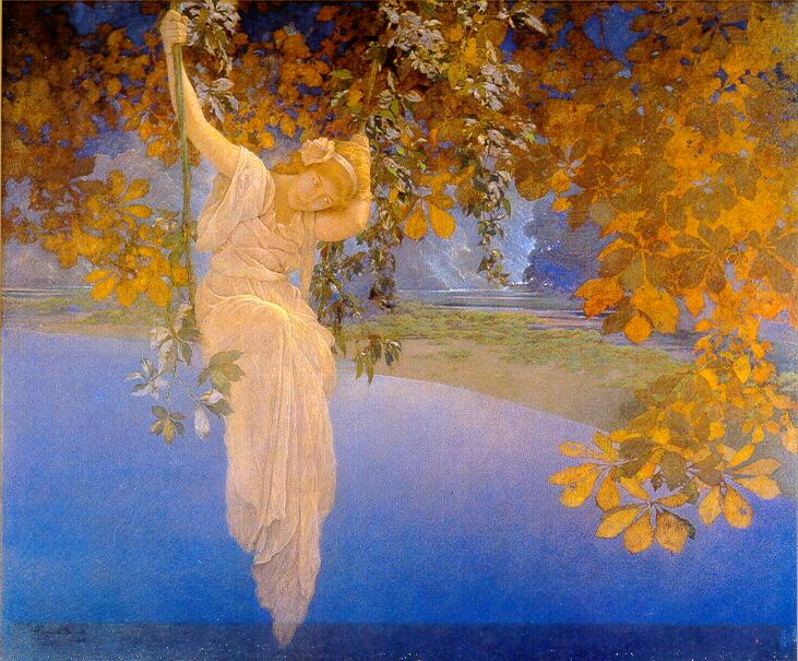 maxfield parrish dreams