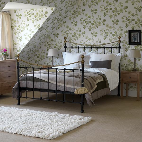 metal beds in bedroom design - Metal Frames For Beds