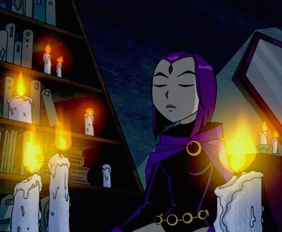 Raven Of The Teen Titans  Raven U0026 39 S Powers  Parts One And Two
