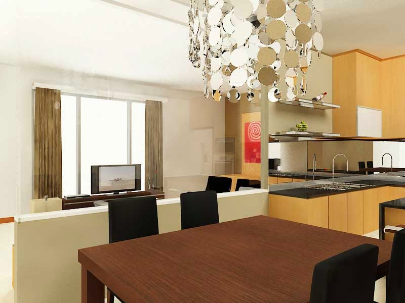 Designing home deal in home decorating simple minimalist for Como organizar living comedor