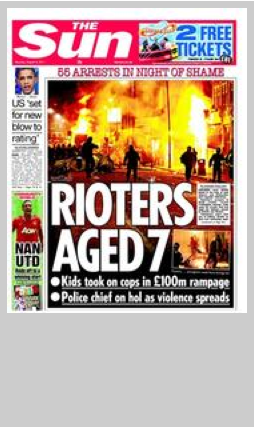 """power relations and the london riots essay Riots occurred across london  on the first page of his essay,  public relations and power: mapping the field,"""" in news, public relations and power (london ."""