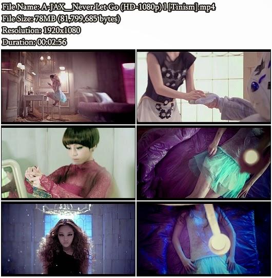 Download MV A-JAX (DSP Boyz) - Never Let Go (Full HD 1080p)