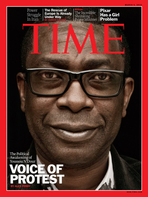youssou n dour covers time magazine se chic afrique. Black Bedroom Furniture Sets. Home Design Ideas