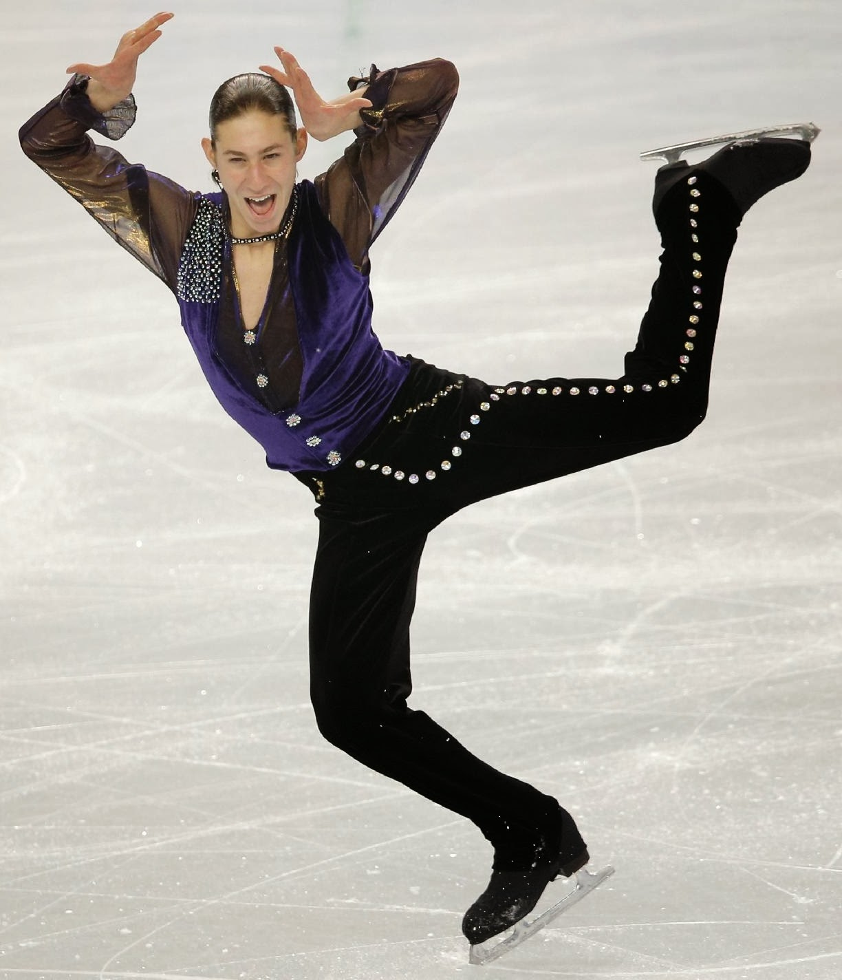 Jason Brown, Sochi 2014,winter olympics