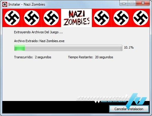 Nazi Zombies PC Descargar