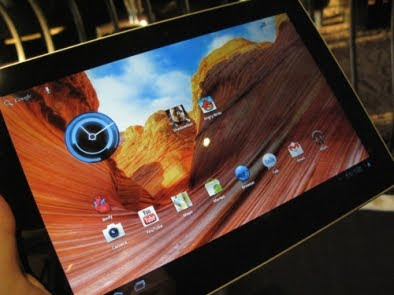 launch of Samsung Galaxy Tab 10.1