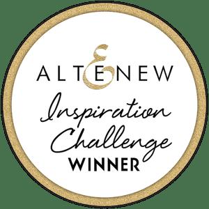 Altenew Challenge Winner!