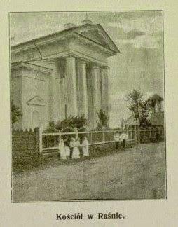 Nasze Kościoły, Warszawa - Petersburg, 1913