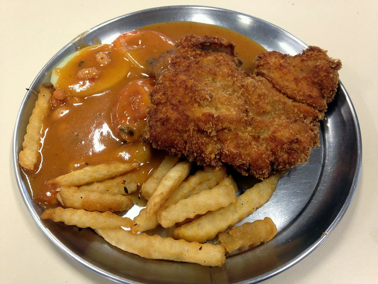 Foodiefc no 1 western food tanglin halt food centre chicken cutlet 5 forumfinder Gallery