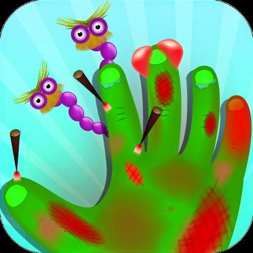monster hand doctor