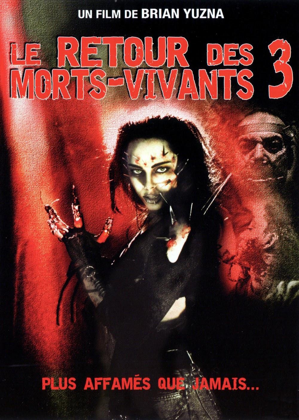 Filme Mortos Vivos for critica: a volta dos mortos vivos 3 (1993) - sessão do medo