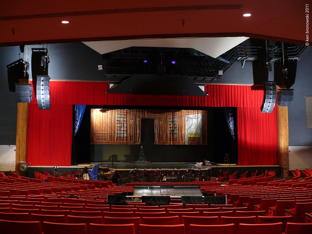 Broadway Music Redesigns Star Plaza Theatre S Sound With
