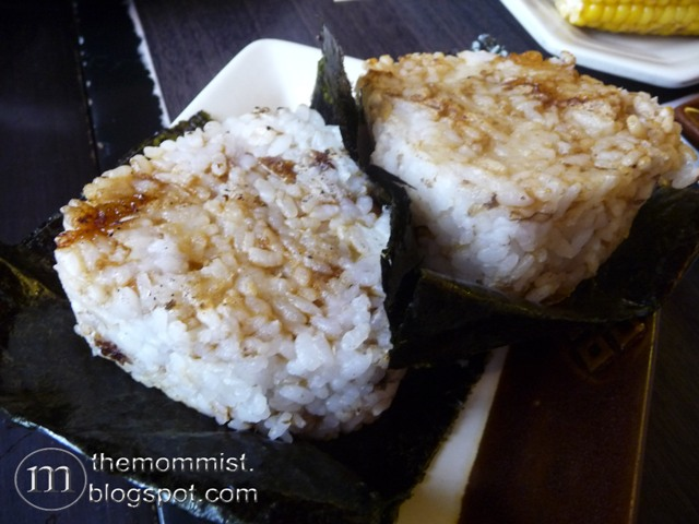 Yaki Onigiri