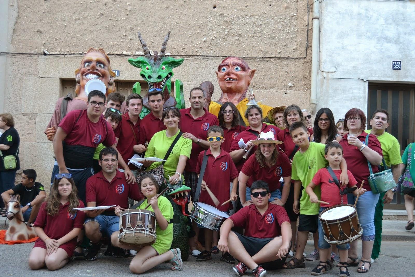 VII Trobada de gegants a Torregrossa