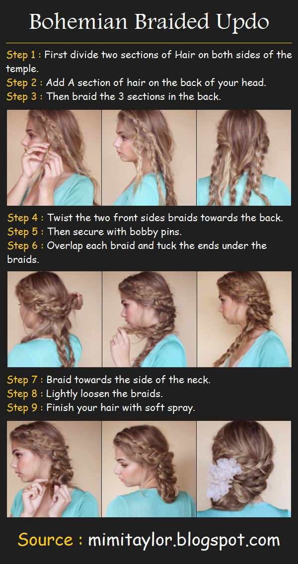 Should Do My Hair Sometime on Pinterest